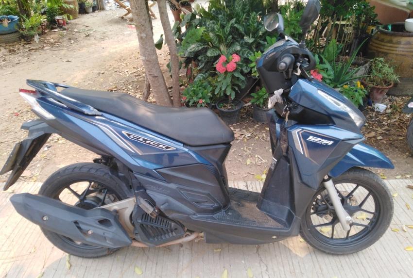 Honda Click 125 CC for sale in Ubon