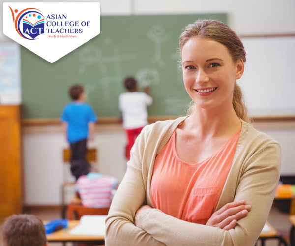 Teach wisely with the leading Nursery teacher training course