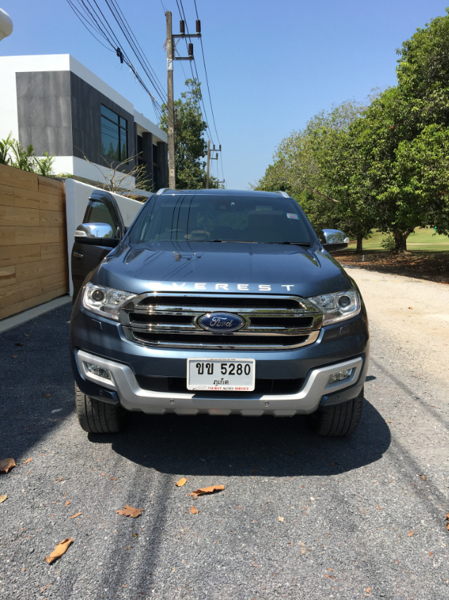 Ford Everest 3,2 ltr. Showroom Condition