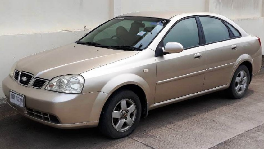 10/2004 Chevrolet Optra 1.6 AT refurbished finance by shop