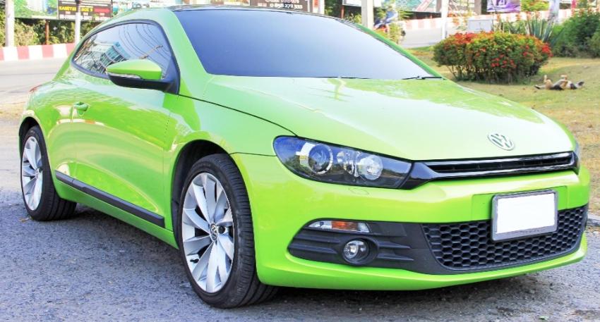 Volkswagen Scirocco 2,0 TSI; SWAP TO PROPERTY / VEHICLE
