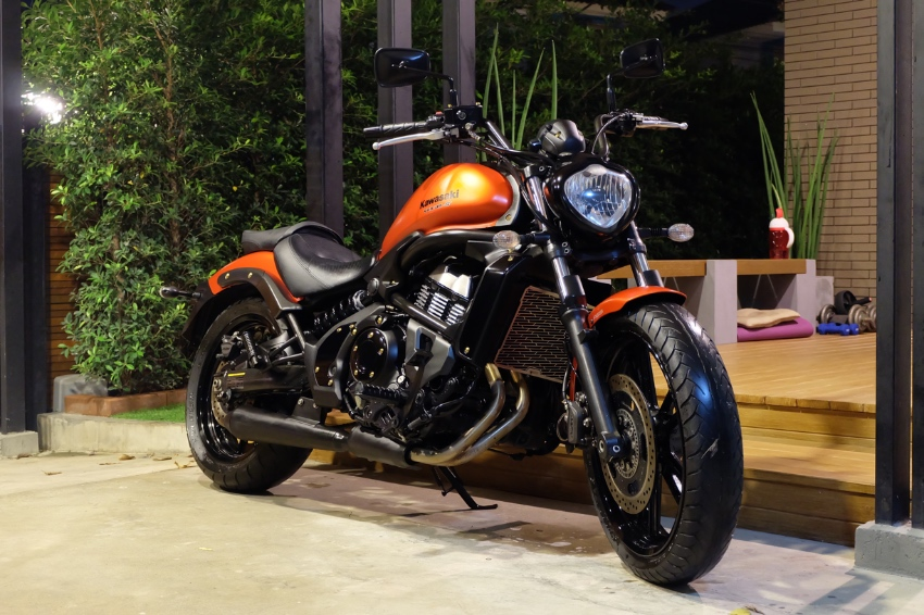 Kawasaki Vulcan S 650 2016 in Superb condition at a valuable price!