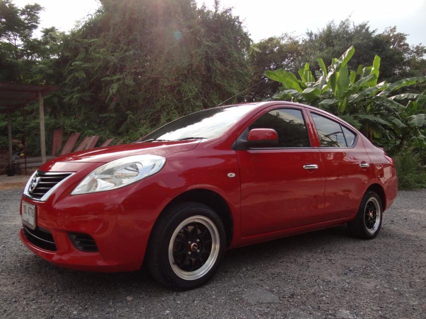 Sell Nissan Almera 2012 year