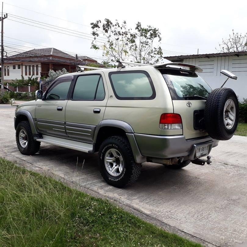 Toyota S/R Auto LPG