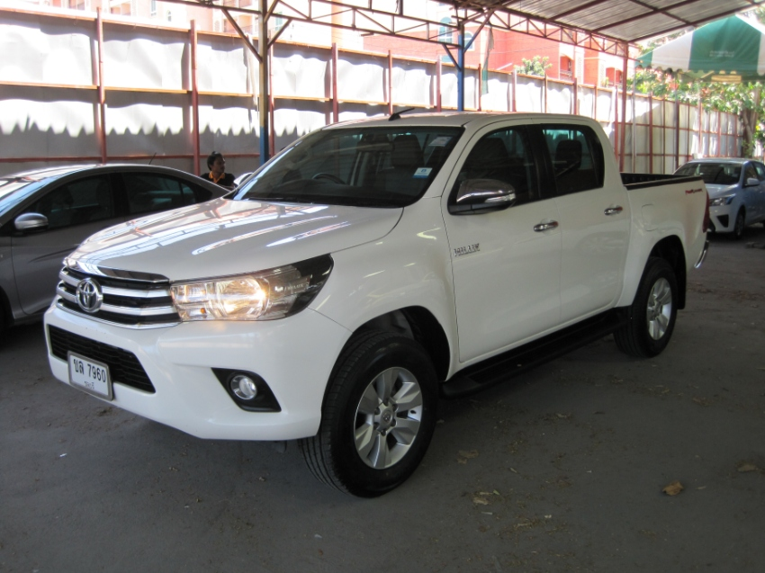 2015 Toyota Revo DoubleCab G 2.4L AT