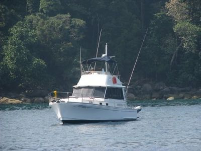 UNIQUE IN THAILAND !!!  GRAND BANKS  EASTBAY  40  FOR  SALE