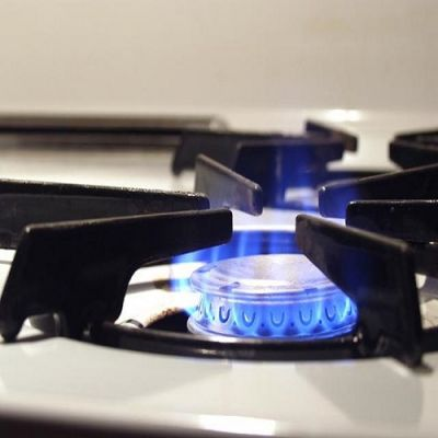 Counter Top Gas Range with 2 Burners