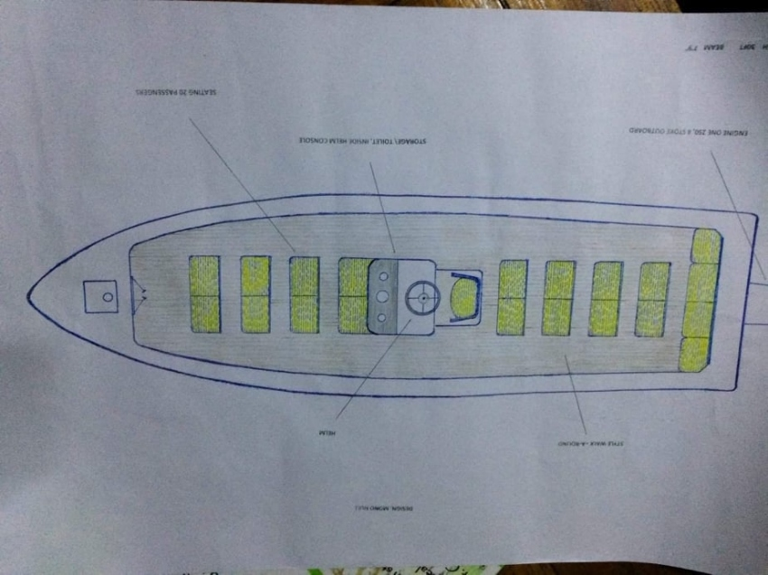 NEW TAXI SPEEDBOAT FOR SALE FOR PATTAYA - KOH LARN