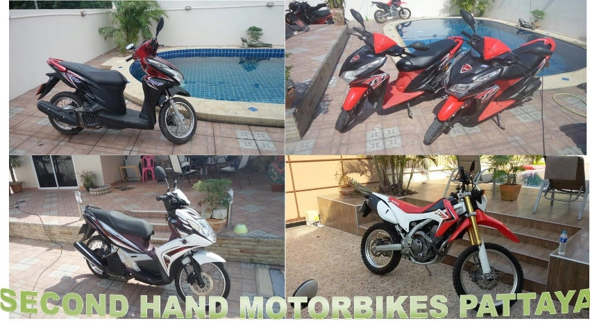 Motorbikes wanted cash onsite deal