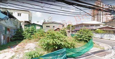 0123030 Land with Hotel Plans for Sale in the Center of Bangkok