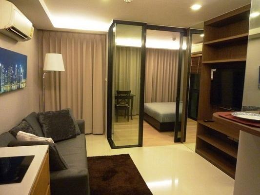 (เช่า) FOR RENT SOCIO RUAMRUDEE / 1 bedroom / 32 Sqm.**22,000**