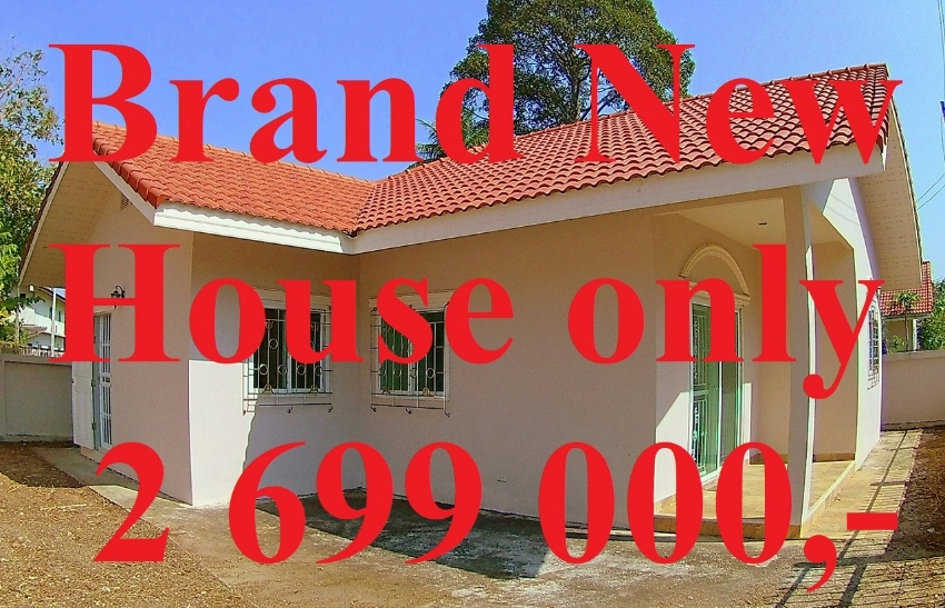 Brand New House Near Mapphrachan Lake 2 Bed 2 Bath