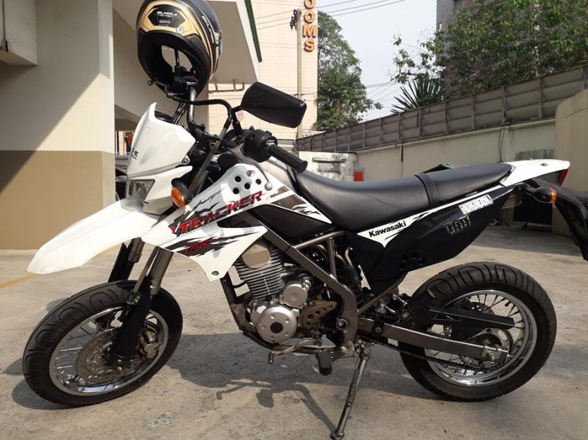 2008 Kawasaki D-Tracker