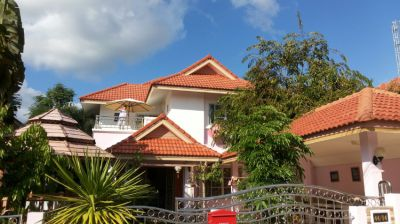 Villa House (detached)  for sale with tenant 4,100,000