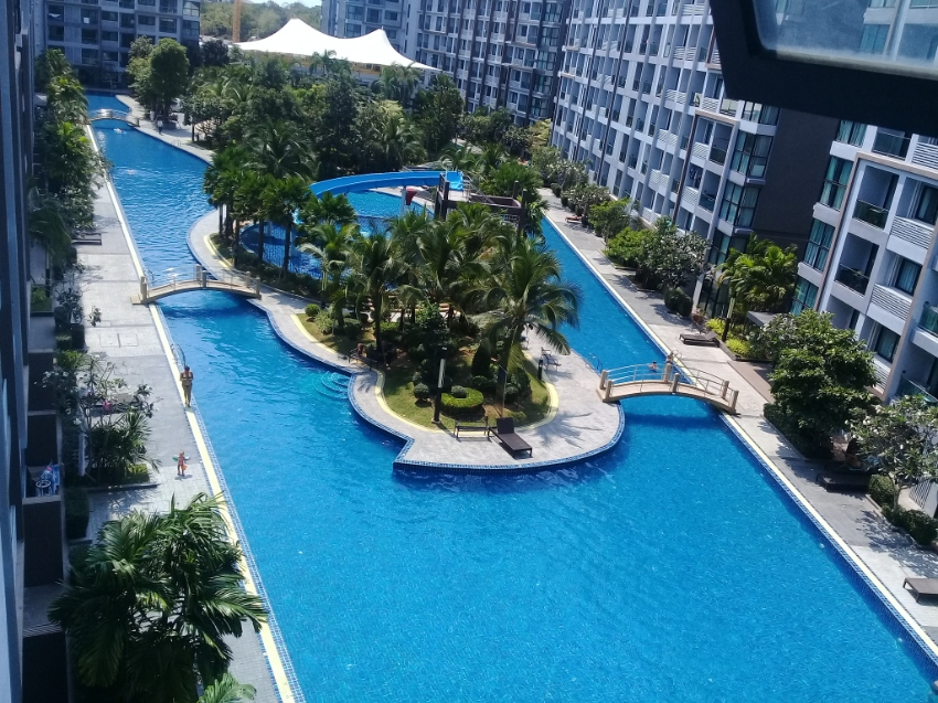 Luxurious Studio For Rent Jomtien Beach Pattaya
