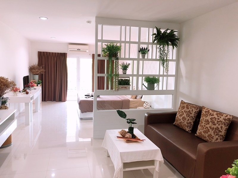 Special Promotion! New Renovated 52 sqm Fully Furnished Studio Condos
