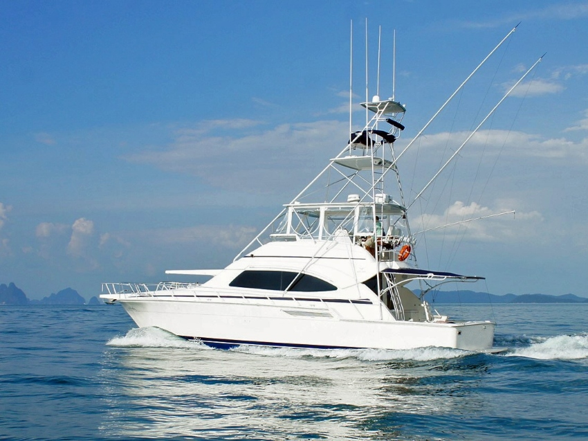 Bertram 510 Sport Fisher