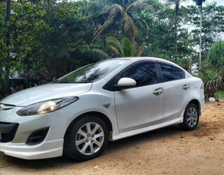 Mazda 2 sedan for sale