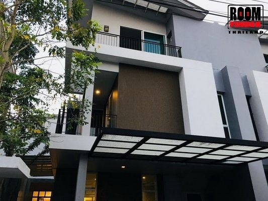 (เช่า) FOR RENT I-DESIGN VIBHAVADI / 3 beds 4 baths /43 Sqw.**35,000**