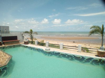Absolute Beach Front house Rayong Banchang near Pattaya airport