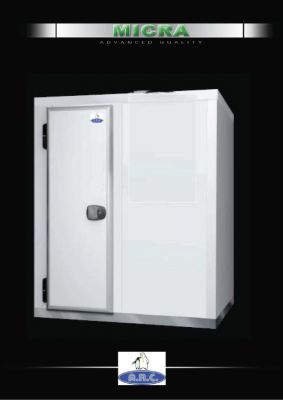 PREFABRICATED COLDROOM
