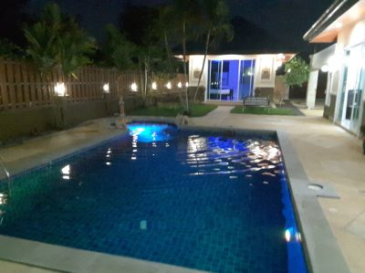 For sale Villa +Pool 4 Bedroom 4 Ensuite 15 Min From Phuket Airport