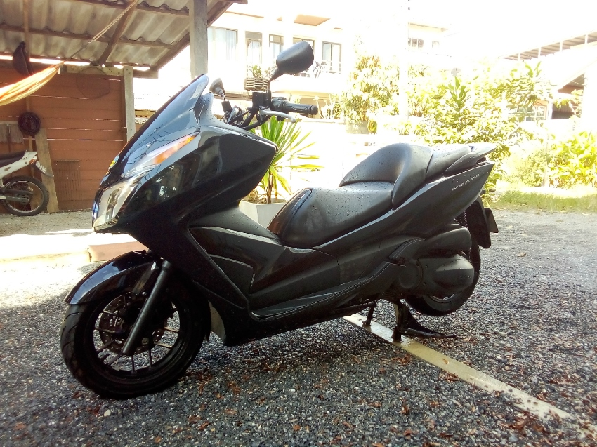 Honda Forza 300cc for sale
