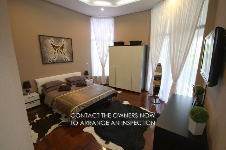 Dream Villa For Sale in Paradise Villa 1, East Pattaya area