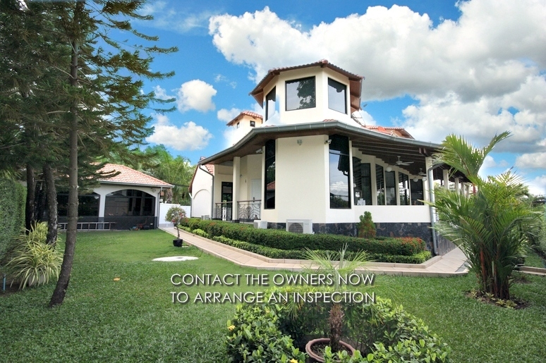 Dream Villa For Sale in Paradise Villa 1, East Pattaya area