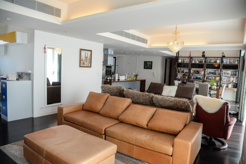 3 Bed Unit @ Luxury Condo THE PANO Rama3 Selling Below Market Price !!