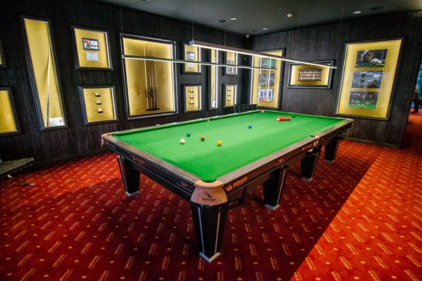 Snooker Table 12ft NEW Generation Rasson Magnum