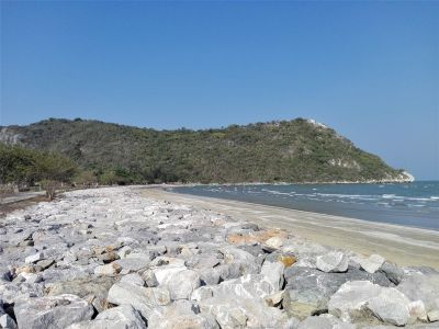 Pranburi  8 Rai 450 Meters to Khao Kalok Beach