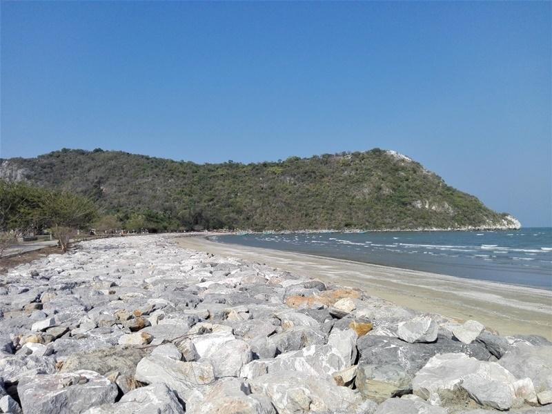 Pranburi  8 Rai 450 Meters to Khao Kalok Beach