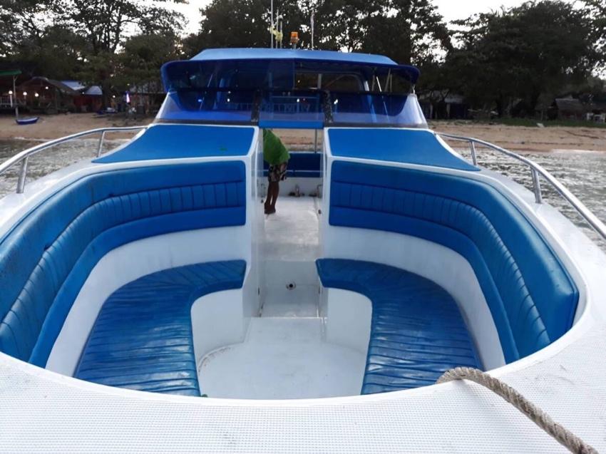 Speedboat 38
