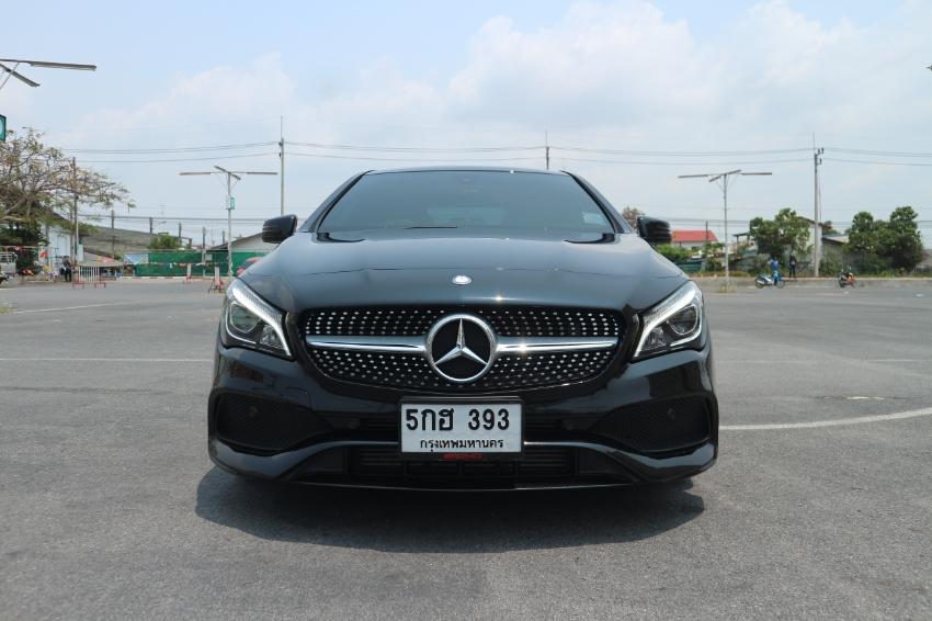 Mercedes Benz CLA 250 AMG 2017