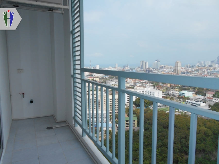 Condo 43 sq.m for Rent South Pattaya-Big C Tai