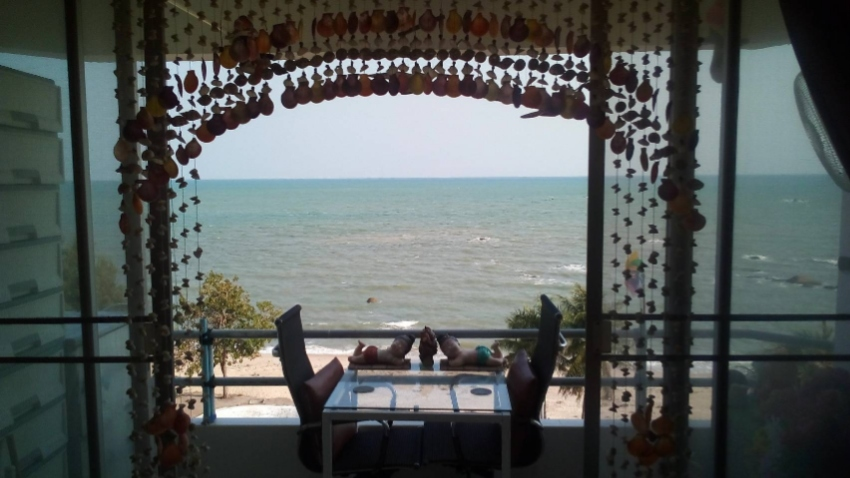 Beach Side Condo, 45 m2, Banchang, Rayong,1.45MB.