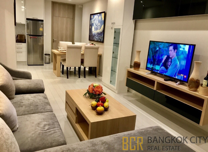 Noble Ploenchit Ultra Luxury Condo Spacious Newly Furnished 1 Bedroom