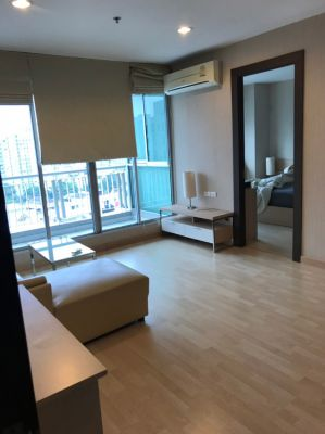Rhythm Ratchada, Full Furnish, next to MRT station Ratchada