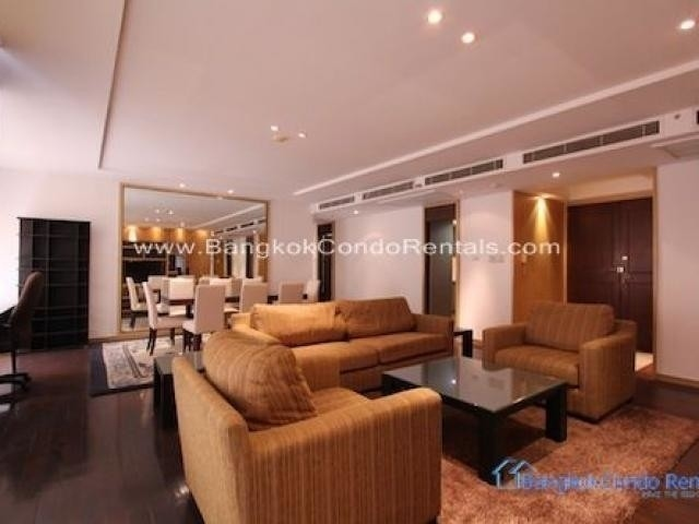 All Seasons Mansion for rent 3 bedrooms 180 sqm  BTS Ploenchit