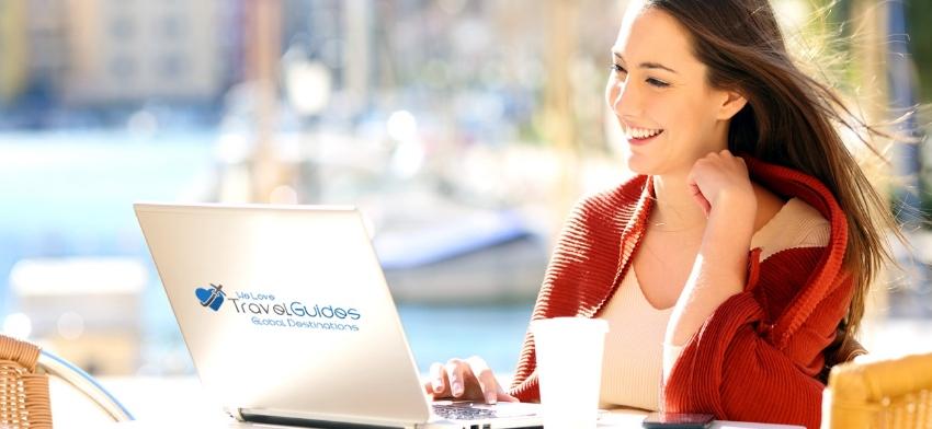 TRAVEL DESTINATION WEBSITE FRANCHISE BUSINESS FOR SALE