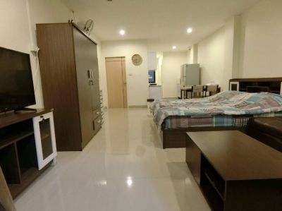 Center Pattaya 45 Sqm Modern Room for Rent