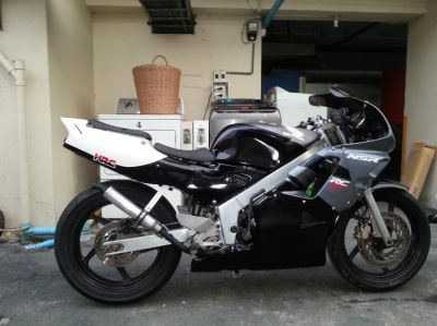 Honda NSR 150 Track Bike - Reduced฿20000 (Bangkok)