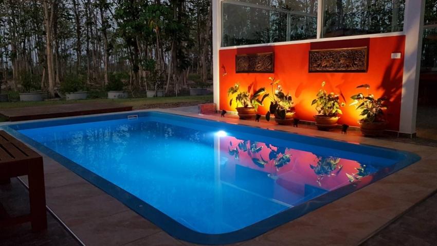 6m Fiberglass Swimming Pool