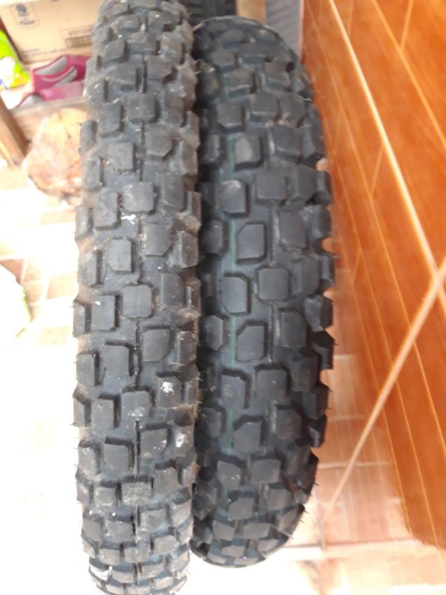 Tyres for Kawasaki KLX 140/150