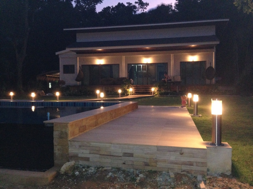 Beachfront Villa For Sale