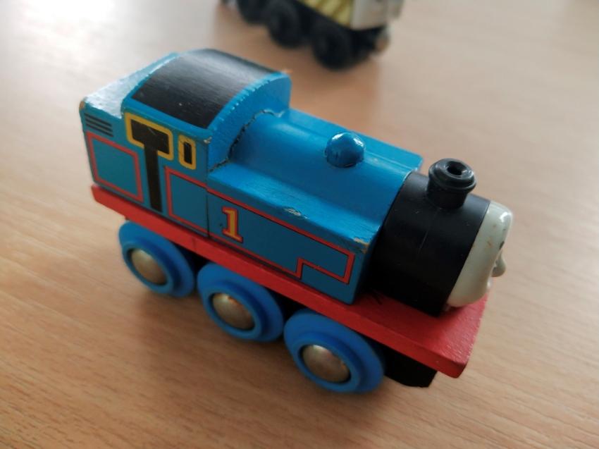 Brio Thomas Wooden Railway Set