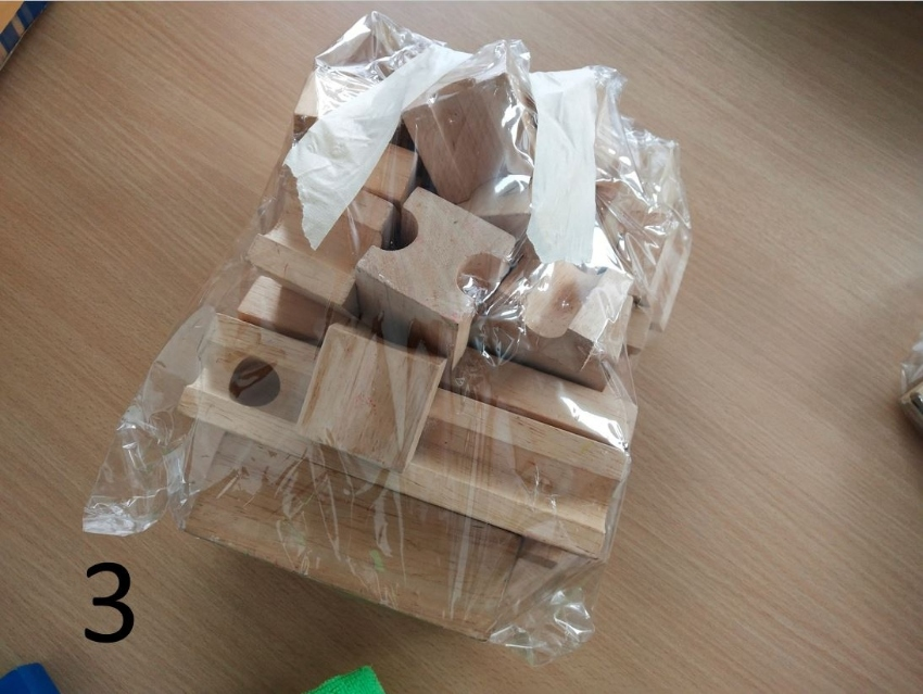 Wooden Toy Sets