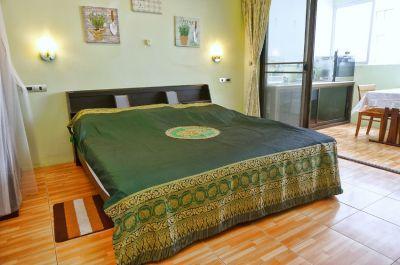 For Sale | Spacious Studio (41 sqm.) | Jomtien Beach Paradise Condo
