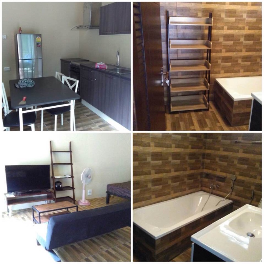 Nice home for rent 7500 baht FREE WIFI +FREE WATER